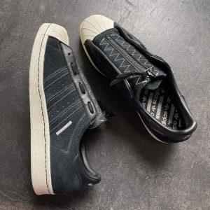 Neighborhood X Adidas Superstar 80s