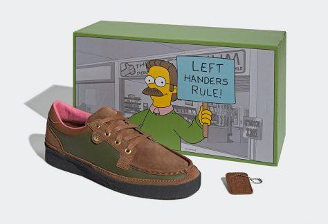 "Los Simpsons x adidas McCarten ""Ned Flanders"""