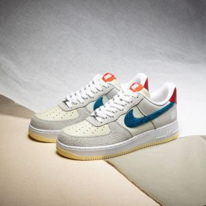 """Undefeated X Nike Air Force 1 Low """"5 On It"""""""