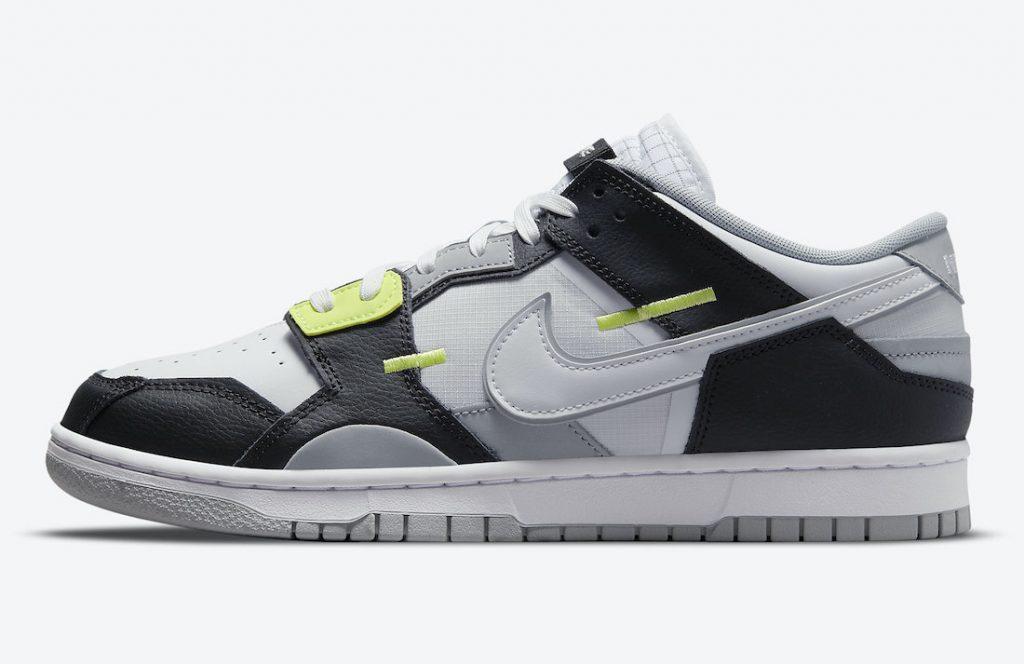 Nueva Nike Dunk Scrap Low «Wolf Grey», Zapas News