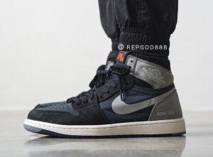 Air Jordan 1 Element Gore-Tex 'Black Grey'