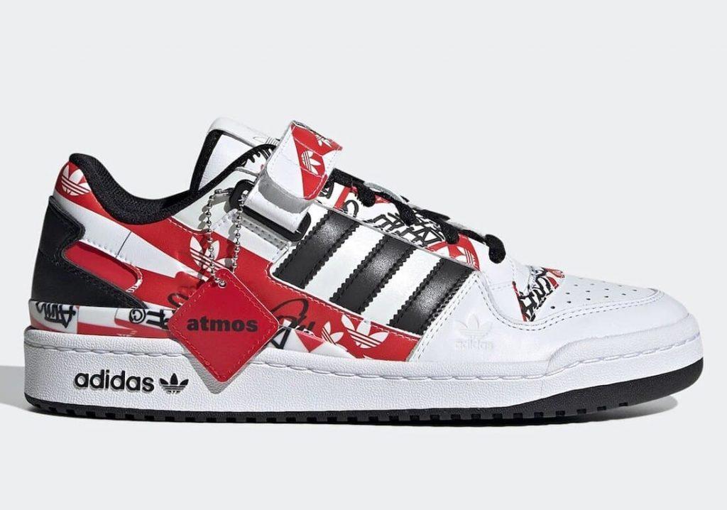 Atmos Presenta Otra Adidas Forum Low