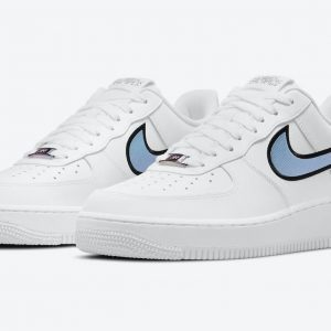 """Nike Air Force 1 Low """"Iridescent Swooshes"""""""