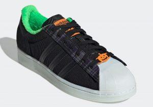 "Adidas Superstar ""Halloween"""