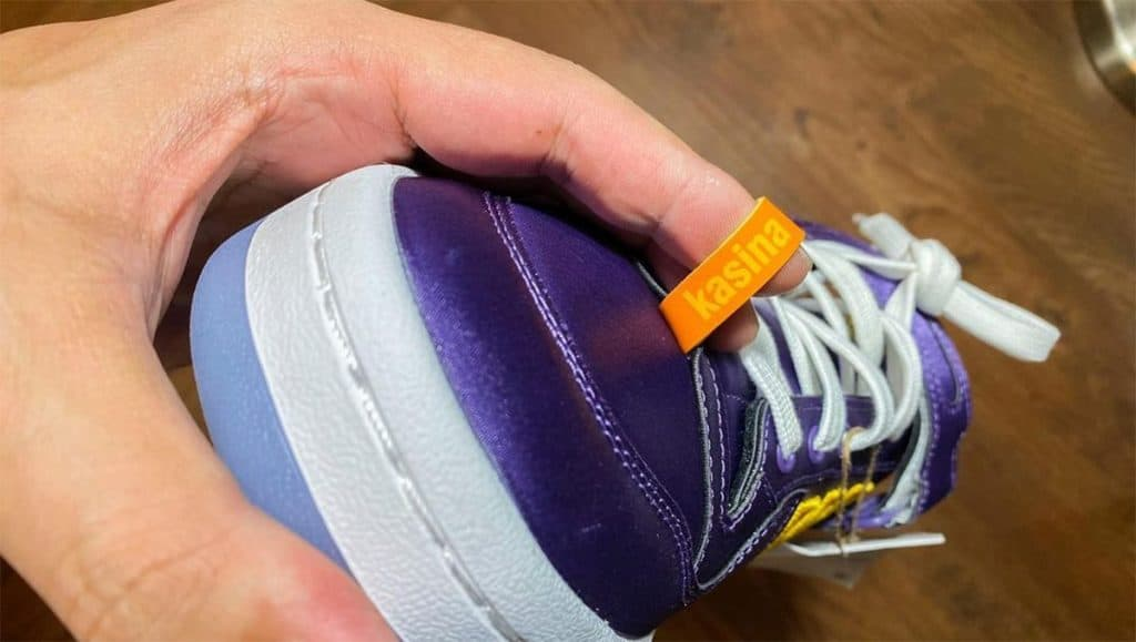 Las Kasina x adidas Forum Low en tributo a los Lakers, Zapas News