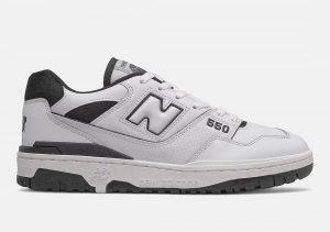 "New Balance 550 "" Blanco y Negro"""