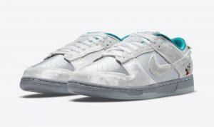 "Nike Dunk Low ""Ice"""