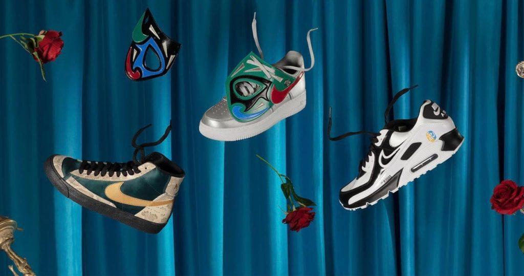 """Presentado El Pack Nike """"Lucha Libre"""", Muy Mexicano"""