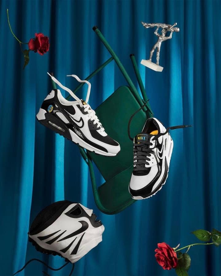 """Presentado el Pack Nike """"Lucha Libre"""", muy mexicano, Zapas News"""