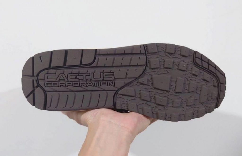 Las Travis Scott x Nike Air Max 1 Baroque Brown preparadas para Invierno, Zapas News