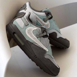"Travis Scott X Nike Air Max 1 ""Cave Stone"""