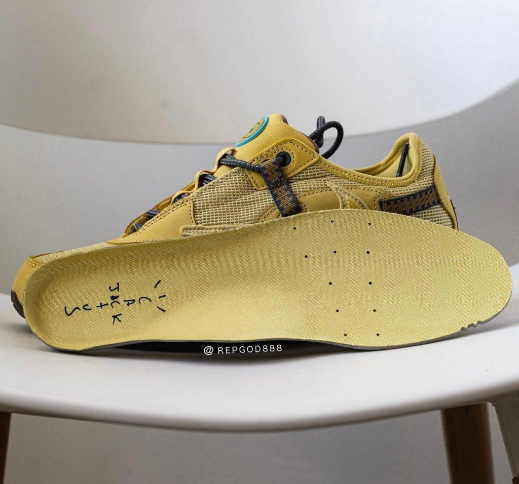 Primeras imágenes de las Travis Scott x Nike Air Max 1 Wheat, Zapas News