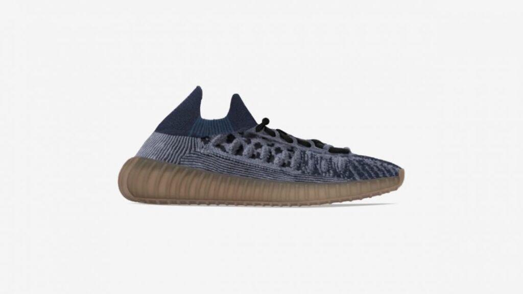 Presentadas las Adidas YZY 350 V2 CMPCT «Slate Blue», Zapas News