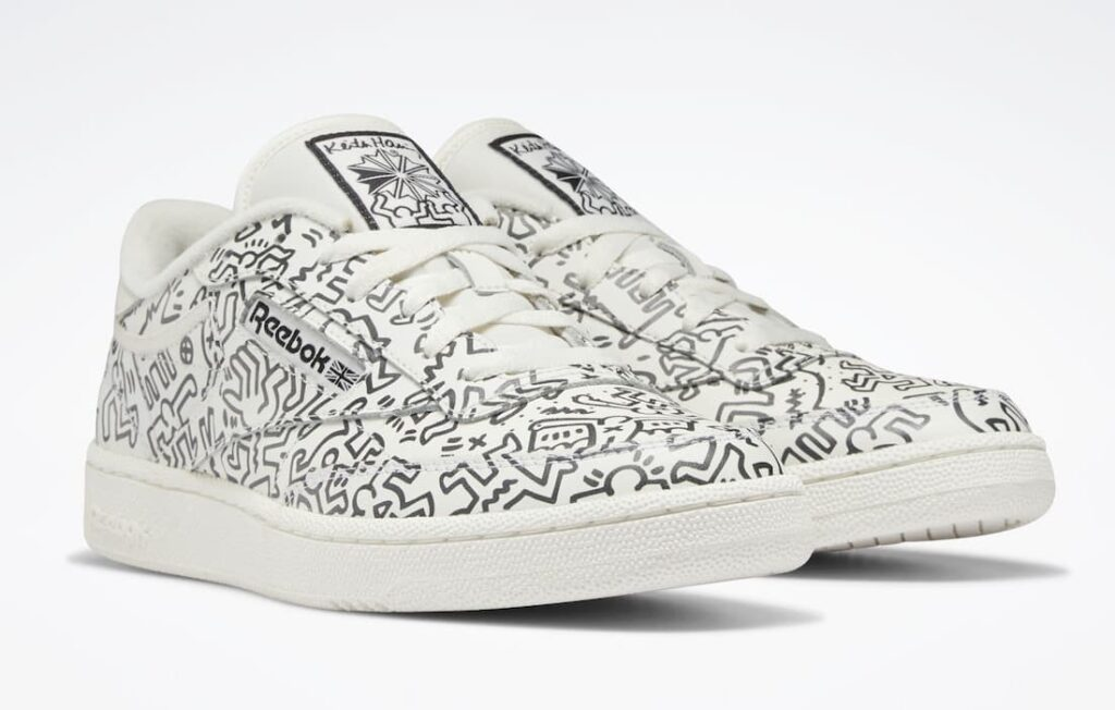 Presentada la colección Keith Haring x Reebok, Zapas News