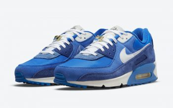 Nike Air Max 90 'Signal Blue' En Honor Al Swoosh De Nike