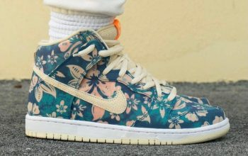 Nike SB Dunk High 'Hawaii' En Imágenes