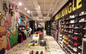 urban jungle tienda de sneakers